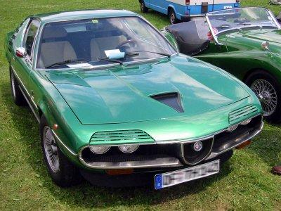 Alfa Romeo Montréal