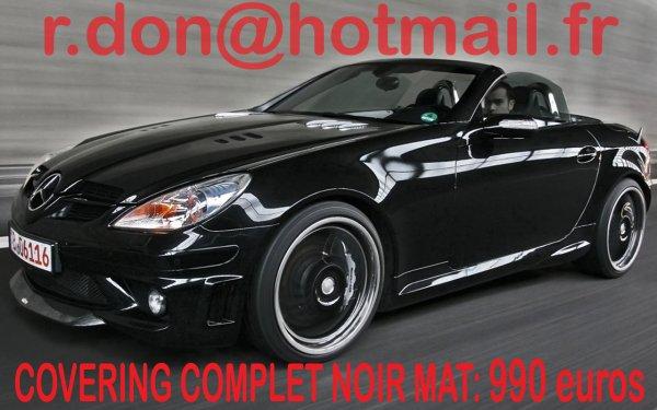 Articles de voiture noir mat tagg s garage ales total for Garage voiture metz