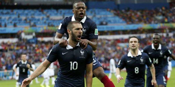 Bravo à l'Equipe de France