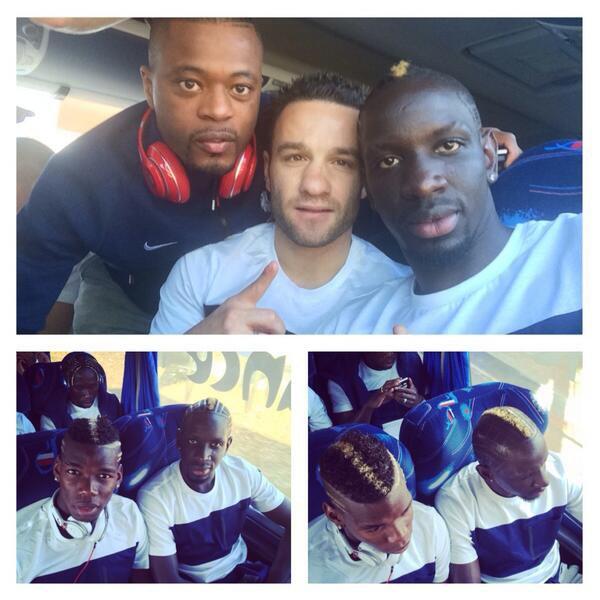 Départ imminent pour l'équipe de France: direction Salvador de Bahia !