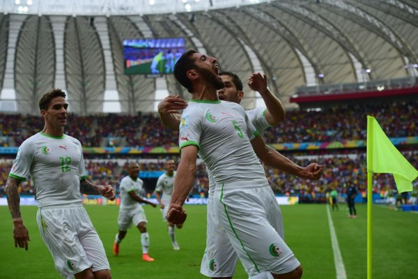 L'exploit algérien