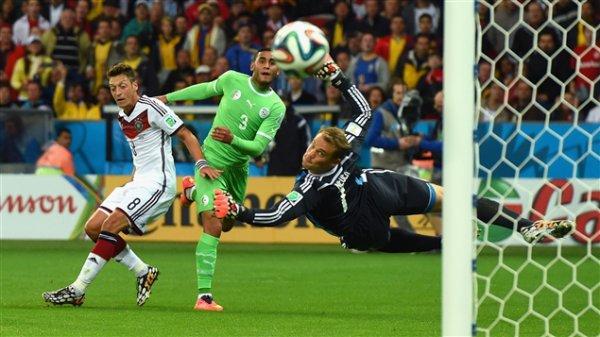 L'Allemagne contre la France en quart de finale !