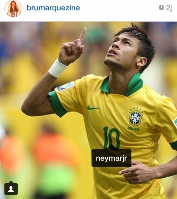 Neymar forfait pour la Coupe du Monde.. Sa compagne réagit !
