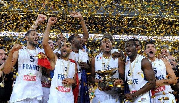 Pr�ts pour la Coupe du Monde de Basket !