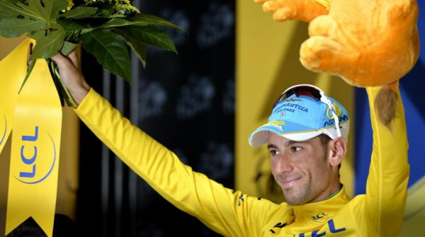Vincenzo Nibali remporte le Tour de France !