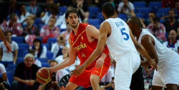 Le choc de la Coupe du Monde de Basket !