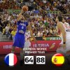 Basket: la d�faite de la France !