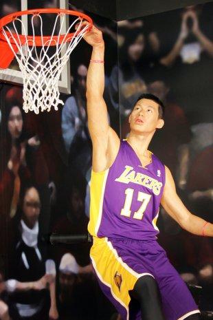 Jérémy Lin, ce farceur !
