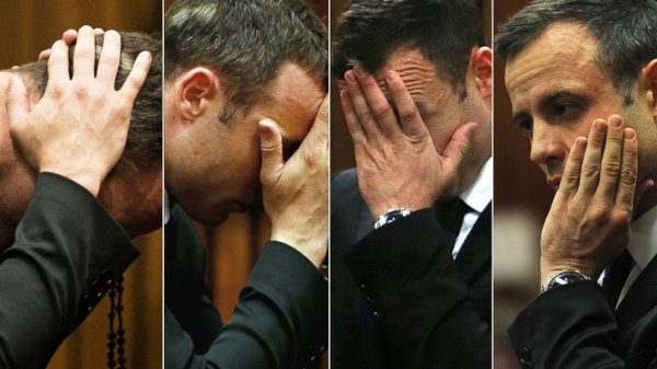 Pistorius: coupable d'homicide involontaire !