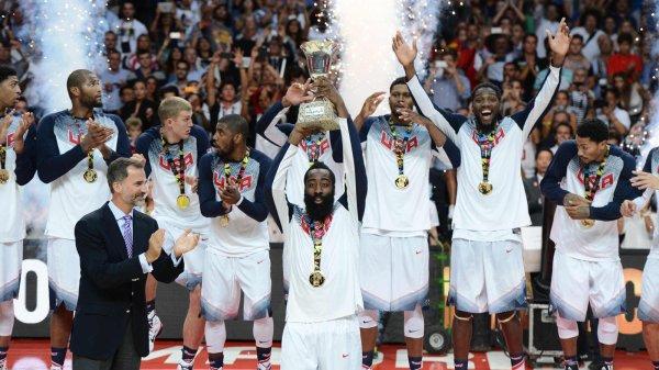 BAKSET: Les USA sont champions du monde !