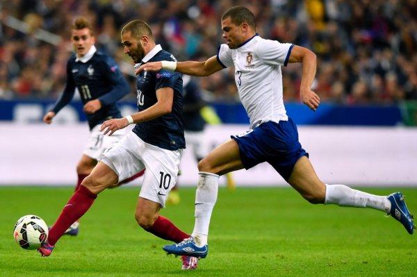 L'équipe de France s'impose face au Portugal