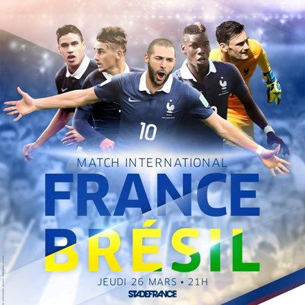 France - Br�sil