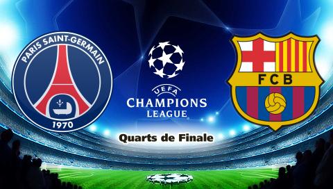 Ce soir: PSG - Barcelone
