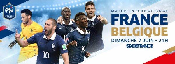France - Belgique