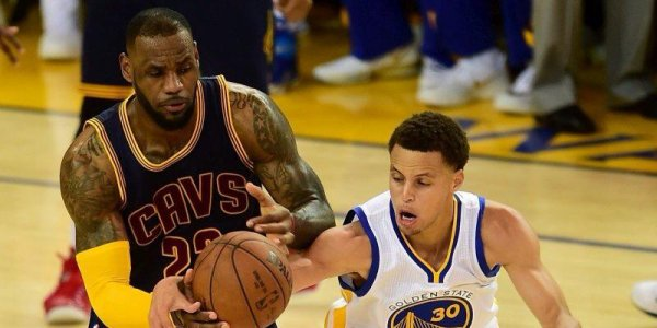 Finales NBA: Le duel Curry/Lebron