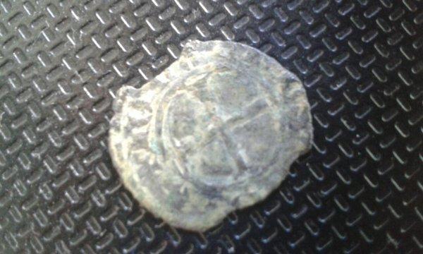 Monnai billon Louis VIII