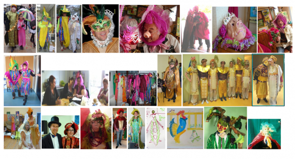 ATELIER Masques Carnaval Mory