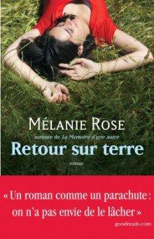 Retour sur terre, de Mélanie Rose chez L'Archipel