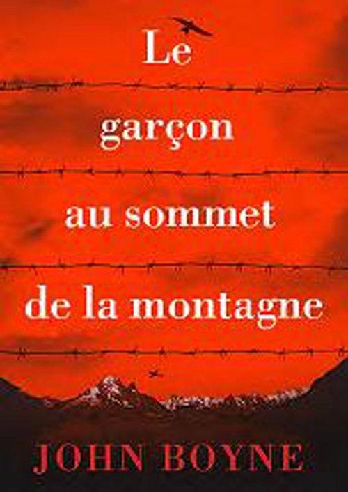 Le garçon au sommet de la montagne, de John Boyne chez Gallimard
