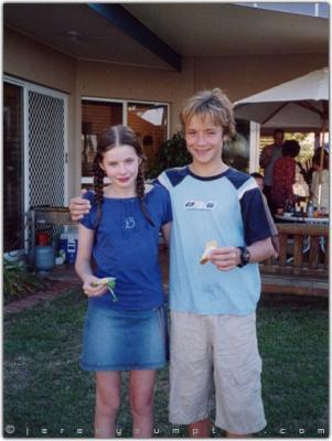 Jeremy Sumpter And Rachel Hurd Wood Llll