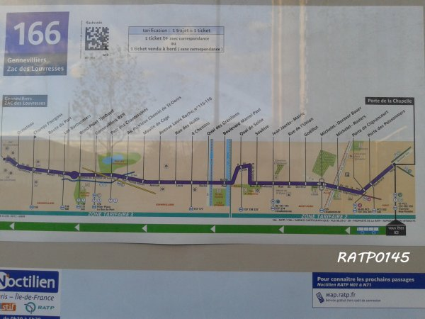 porte de la chapelle metro tram bienvenue sur le de ratp0145