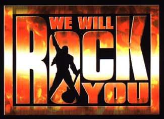 Instrumental / We will Rock You Intrumental (2011)