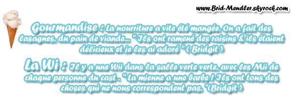.       « Girl's Life Magazine a fait un mini reportage sur le tournage de la saison 2 de Bonne Chance Charlie »         .