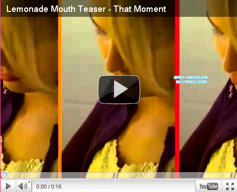 .   « Plusieurs vidéos en rapport avec Lemonade Mouth & son cast. »           .