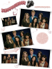 .        « Photoshoot : réalisé en milieu avril ; avec le cast de Lemonade Mouth  »               .