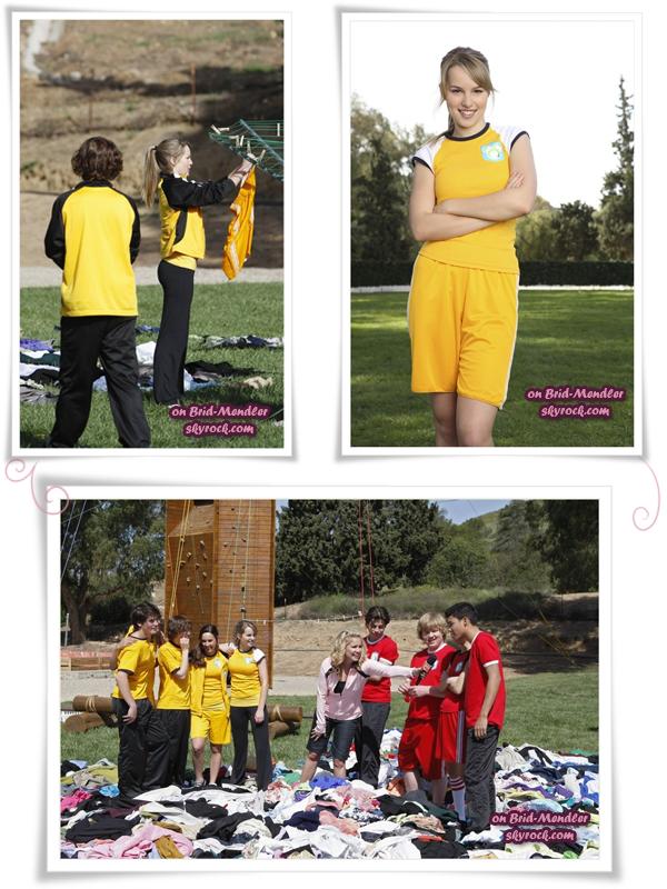 .        « Plus d'infos sur l'équipe jaune de Disney Friends For Change  Games, bientôt diffusé ( article associé ) »           .