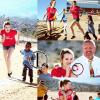 16 Octobre 2013 | Brid' était au World Marathon Challenge pour Save The Children, en Cali.