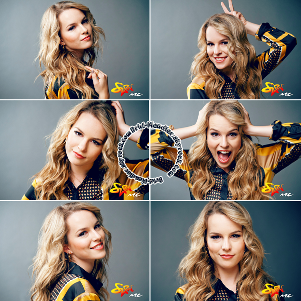 Photoshoot | Novembre 2012, Bridgit pour la cha�ne am�ricaine SWRV