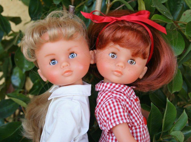 Camille et Clara