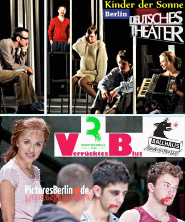 Theater, richtiges Theater