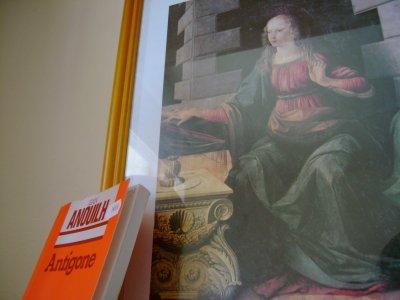 Le mythe d'Antigone - Sophocle, Racine, Anouilh Théâtres
