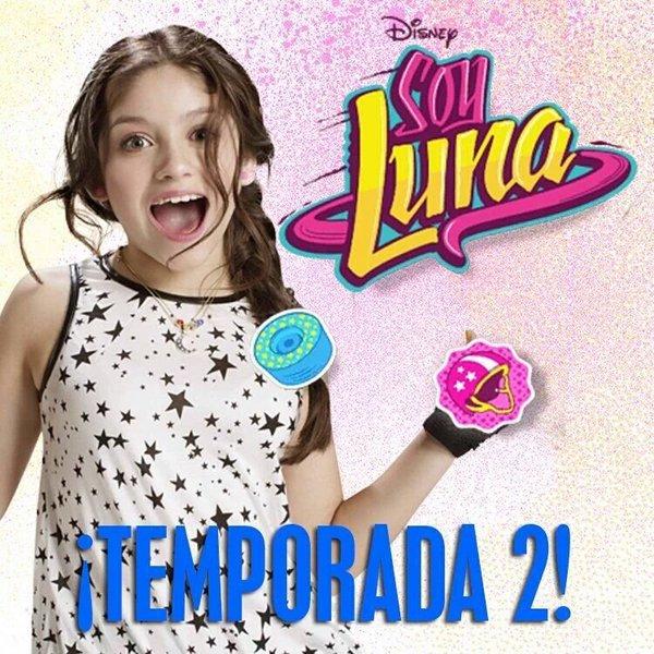 Soy Luna saison 2 Prochainement