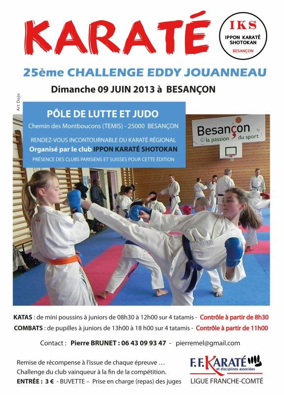 CHALLENGE EDDY JOUANNEAU 2013