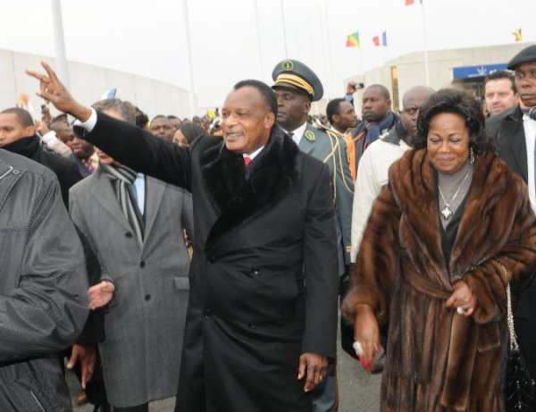VISITE DU PRESIDENT DENIS SASSOU NGUESSO: RDV avec la diaspora