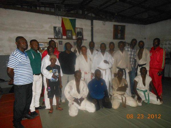 KARATE CONGO: La course à la présidence