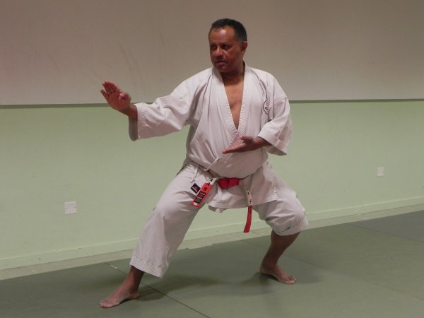 KARATE: LA SOIF DE LA PERFECTION...