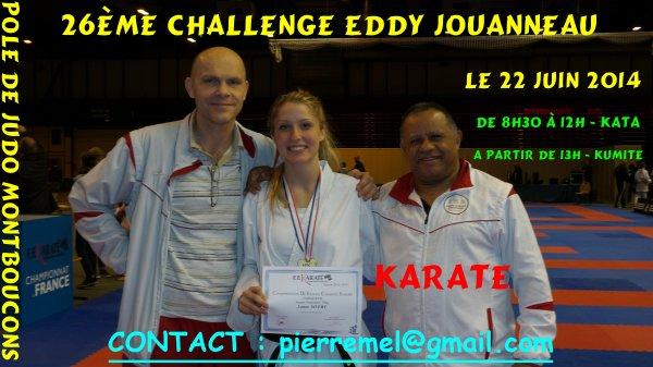 challenge Eddy Jouanneau le 22 juin 2014
