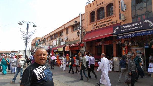 Marrakech vendredi 18 avril 2014 12:29