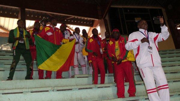 Dakar: l'hymne national a retenti en finale de karaté des moins de 67kg