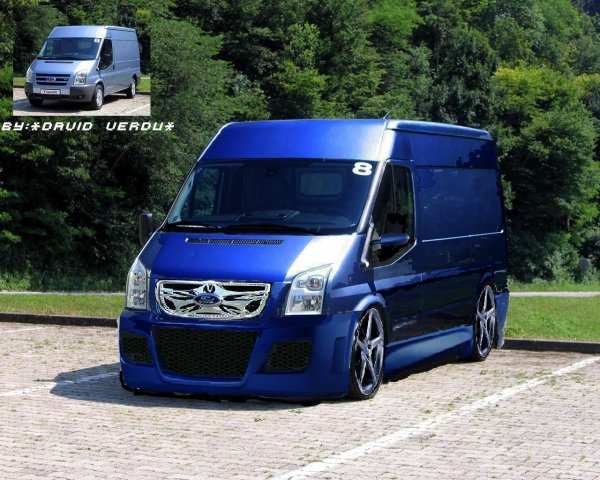transit tuning ford transit fans. Black Bedroom Furniture Sets. Home Design Ideas