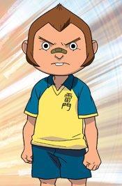 Todd Ironside, le futur capitaine du club de foot de Raimon.