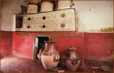 interieur dune maison kabyle