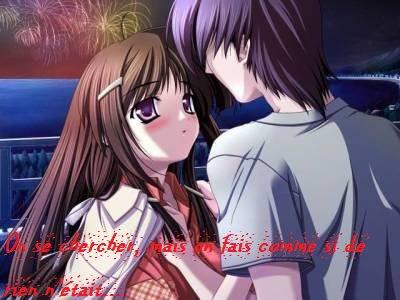 Amour sucré Fiction !!!