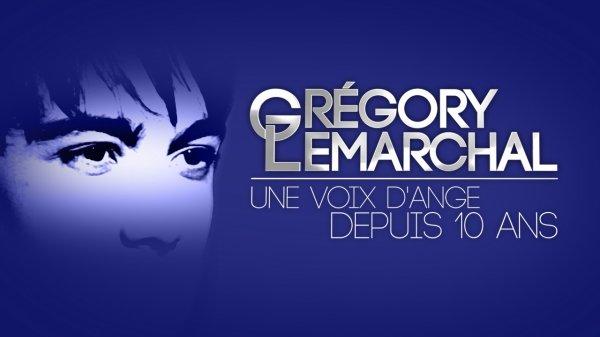 Gr�gory Lemarchal, une voix d'ange depuis 10 ans
