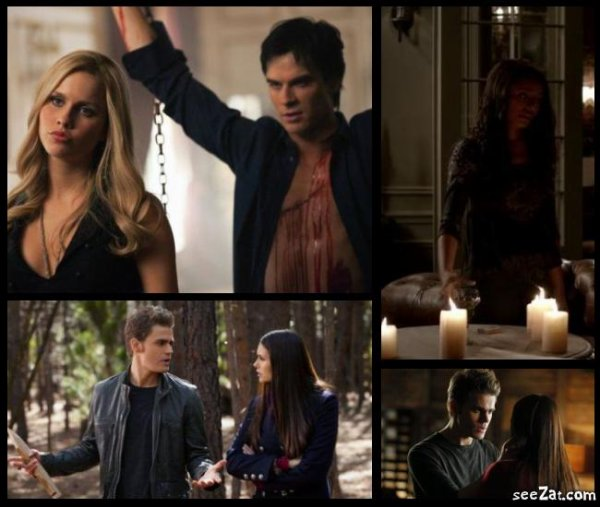the vampire diaries saison 3 episode 18 s ries streaming on. Black Bedroom Furniture Sets. Home Design Ideas