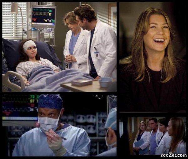 Grey's Anatomy Season 8 télécharger mp4